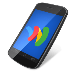 Google Wallet 2 Sticker
