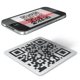 Qr Code Iphone Sticker