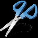Scissors Sticker