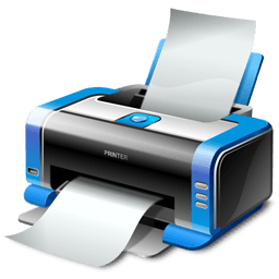 Printer Sticker