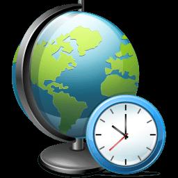 Network Time Sticker
