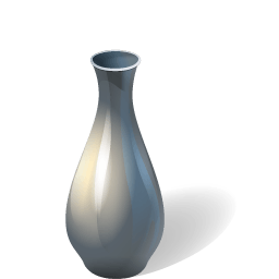 Vase Full Sticker