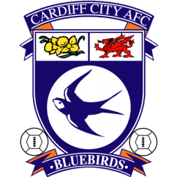 Cardiff City Sticker