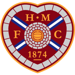 Hearts Fc Sticker