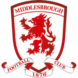 Middlesbrough Sticker