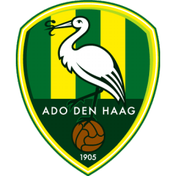 Ado Den Haag Sticker