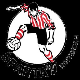 Sparta Rotterdam Sticker