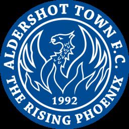 Aldershot Town Sticker