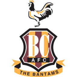 Bradford City Sticker