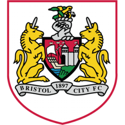 Bristol City Sticker