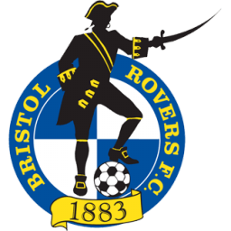 Bristol Rovers Sticker