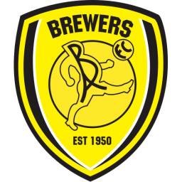 Burton Albion Sticker