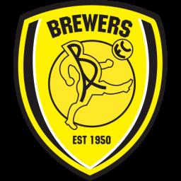 Burton Albion Sticker