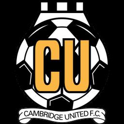 Cambridge United Sticker