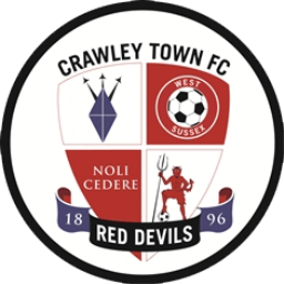 Crawley Town Sticker