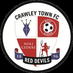 Crawley Town Sticker