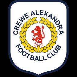 Crewe Alexandra Sticker