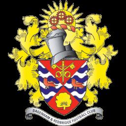 Dagenham Redbridge Sticker