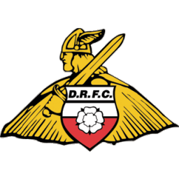 Doncaster Rovers Sticker