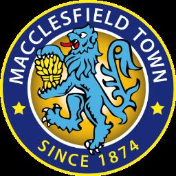 Macclesfield Town Sticker