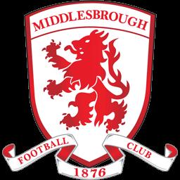 Middlesbrough Fc Sticker