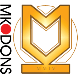 Milton Keynes Dons Sticker