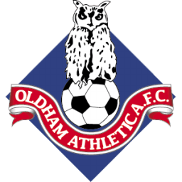 Oldham Athletic Sticker