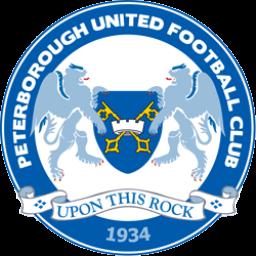 Peterborough United Sticker