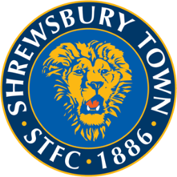 Shrewsbury Town Sticker