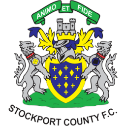 Stockport County Sticker