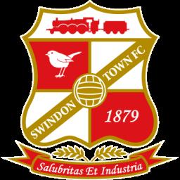 Swindon Town Sticker