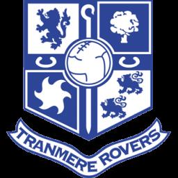 Tranmere Rovers Sticker