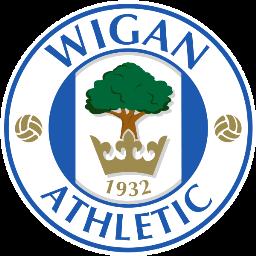 Wigan Athletic Sticker