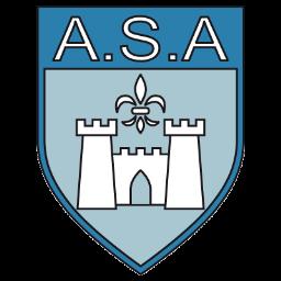 As Angouleme Sticker
