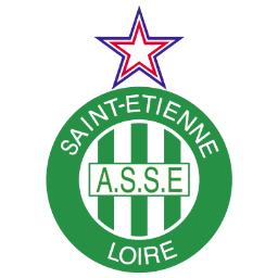 As Saint Etienne Sticker