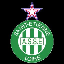 As Saint Etienne Sticker