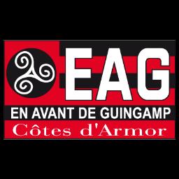 En Avant Guingamp Sticker