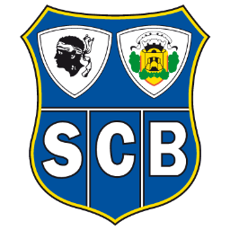 Sc Bastia Sticker