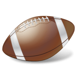 Football Ball Sticker