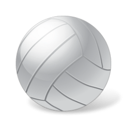 Volleyball Ball Sticker