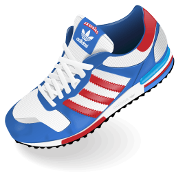 Adidas Shoe Sticker