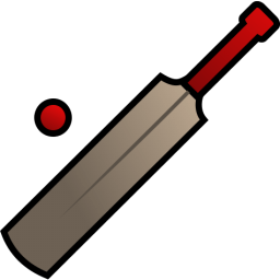 Cricket Sticker