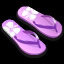 Slipper 2 Sticker