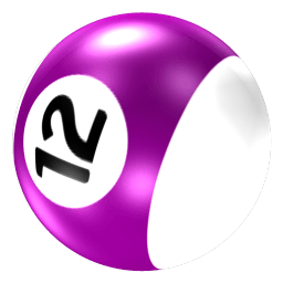 Ball 12 Sticker