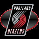 Blazers Sticker