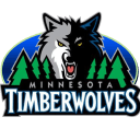 Timberwolves Sticker