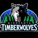 Timberwolves Sticker