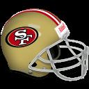 NFL Helmets Stickers