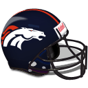 Broncos Sticker