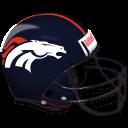 Broncos Sticker